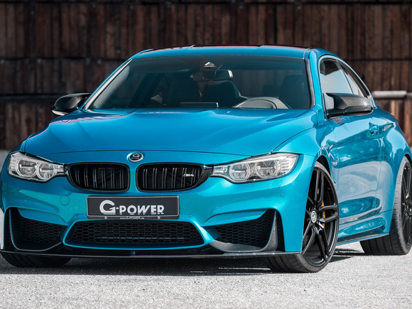 G-Power M4 Coupé Tuning