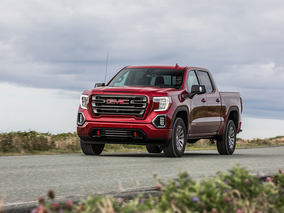 GMC Sierra AT4 Special Edition