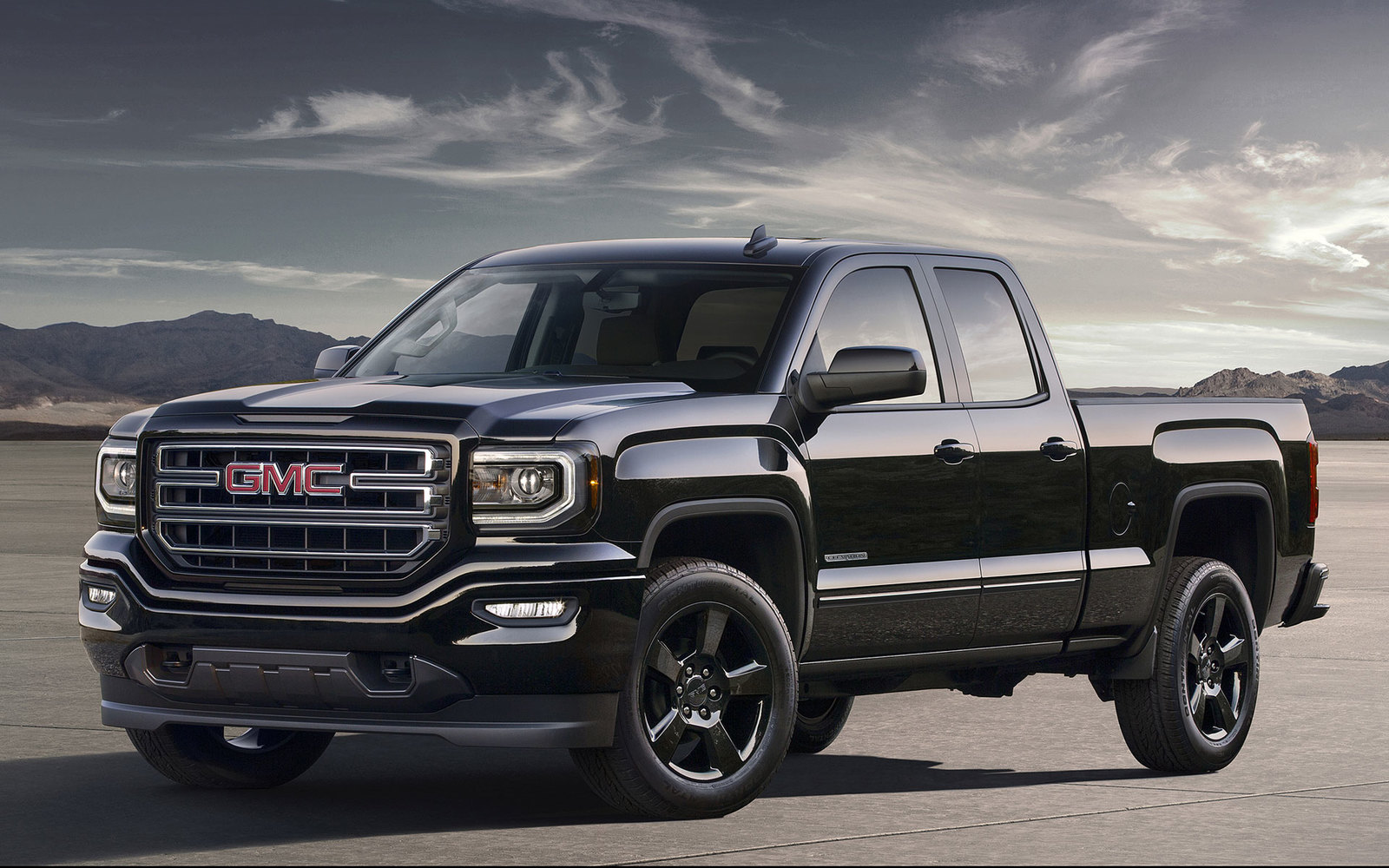 GMC Sierra Elevation Edition 2016