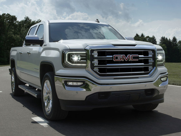GMC Sierra Facelift