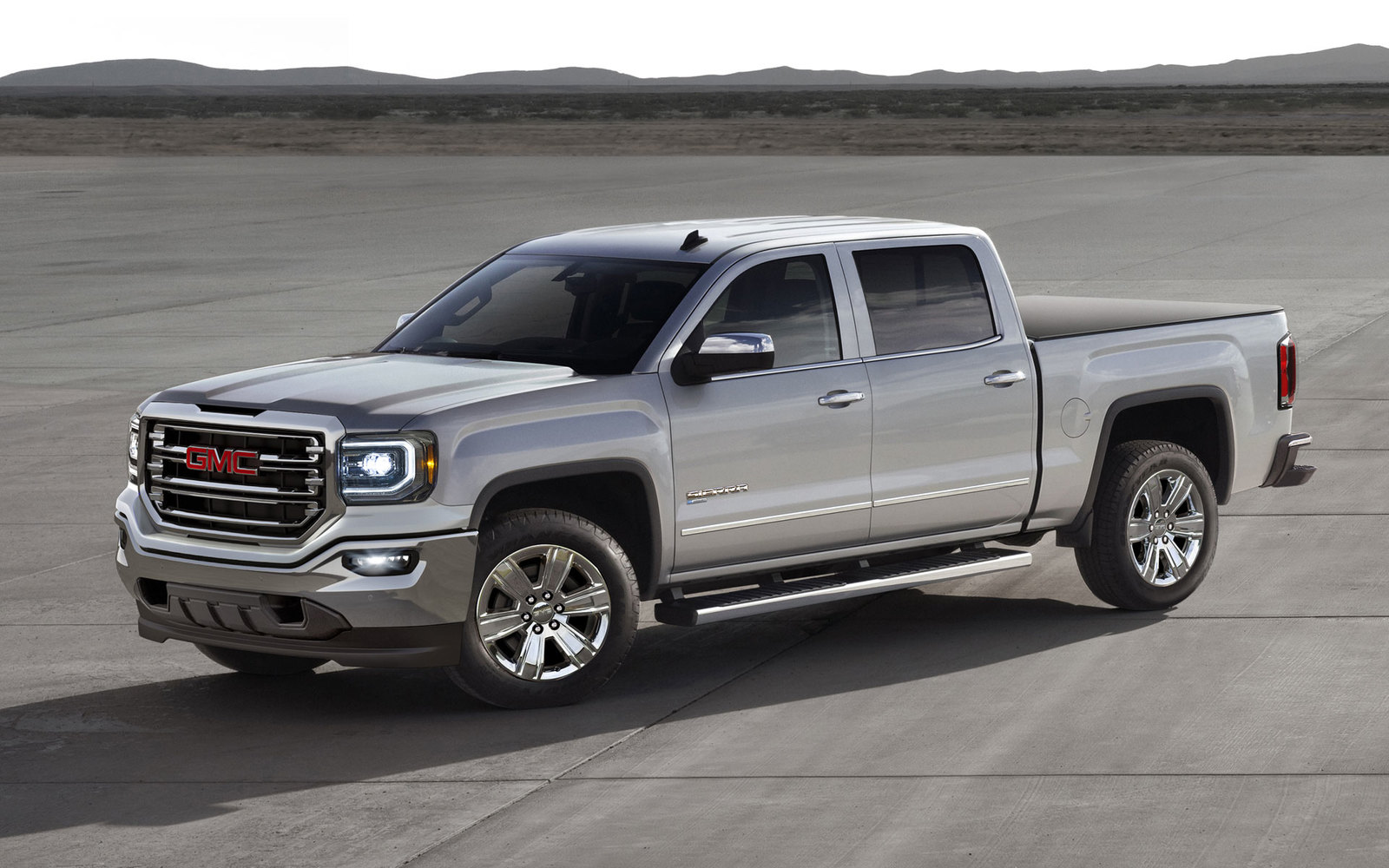 GMC Sierra e-Assist
