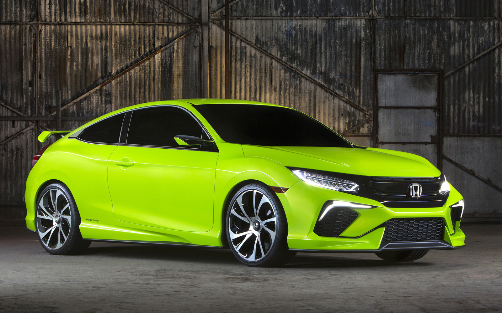 Honda Civic Coupé Concept