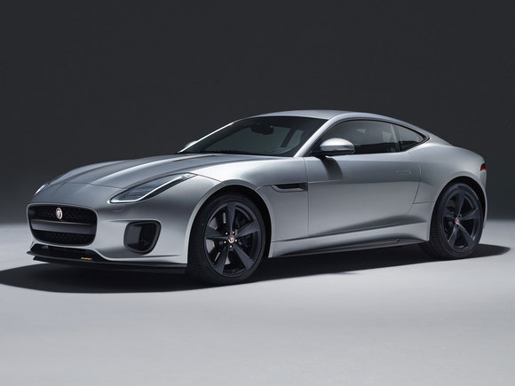 Jaguar F-Type 400S