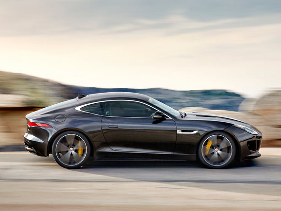 Jaguar F-Type Coupé R
