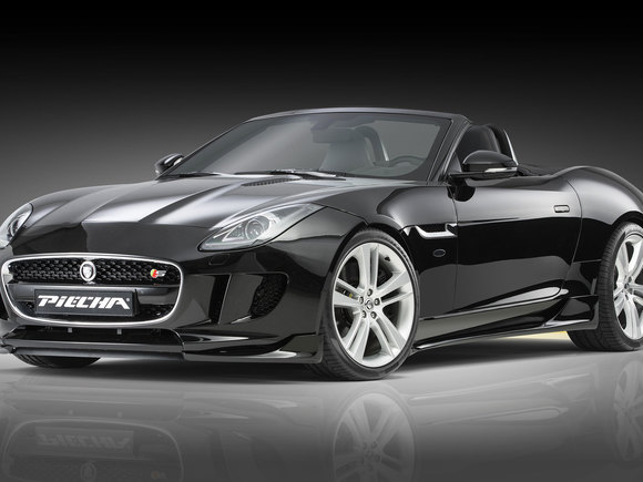 Jaguar F-Type PIECHA