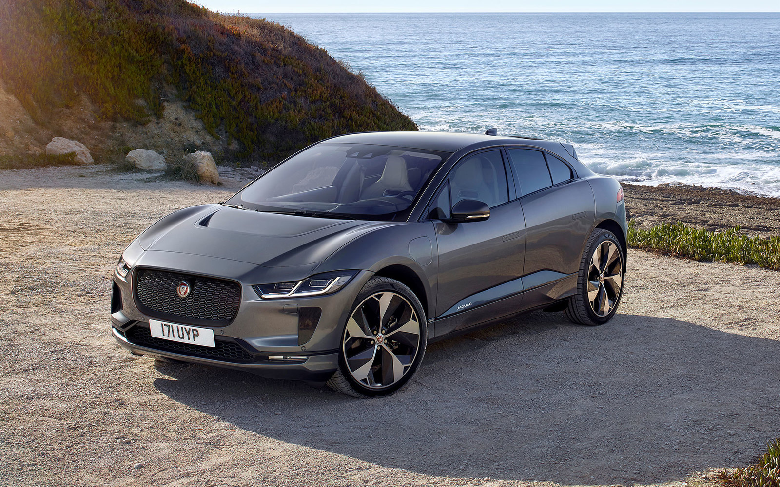 Jaguar I-Pace Serienversion Premiere