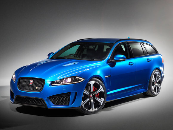 Jaguar XFR-S Sportbreak