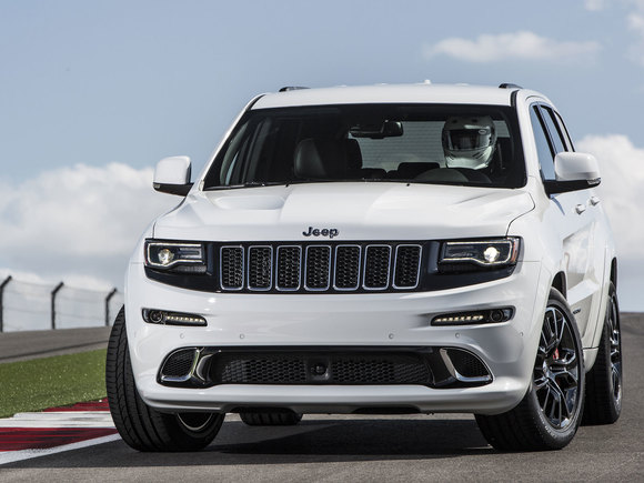 Jeep Grand Cherokee SRT8