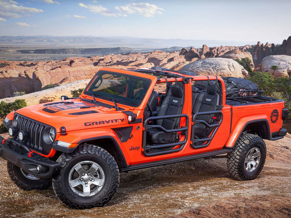 Moab Easter Jeep Safari 2019