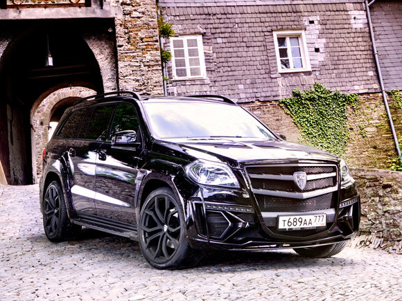 Mercedes GL by Larte Design