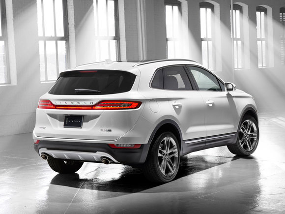 Lincoln MKC Serienversion