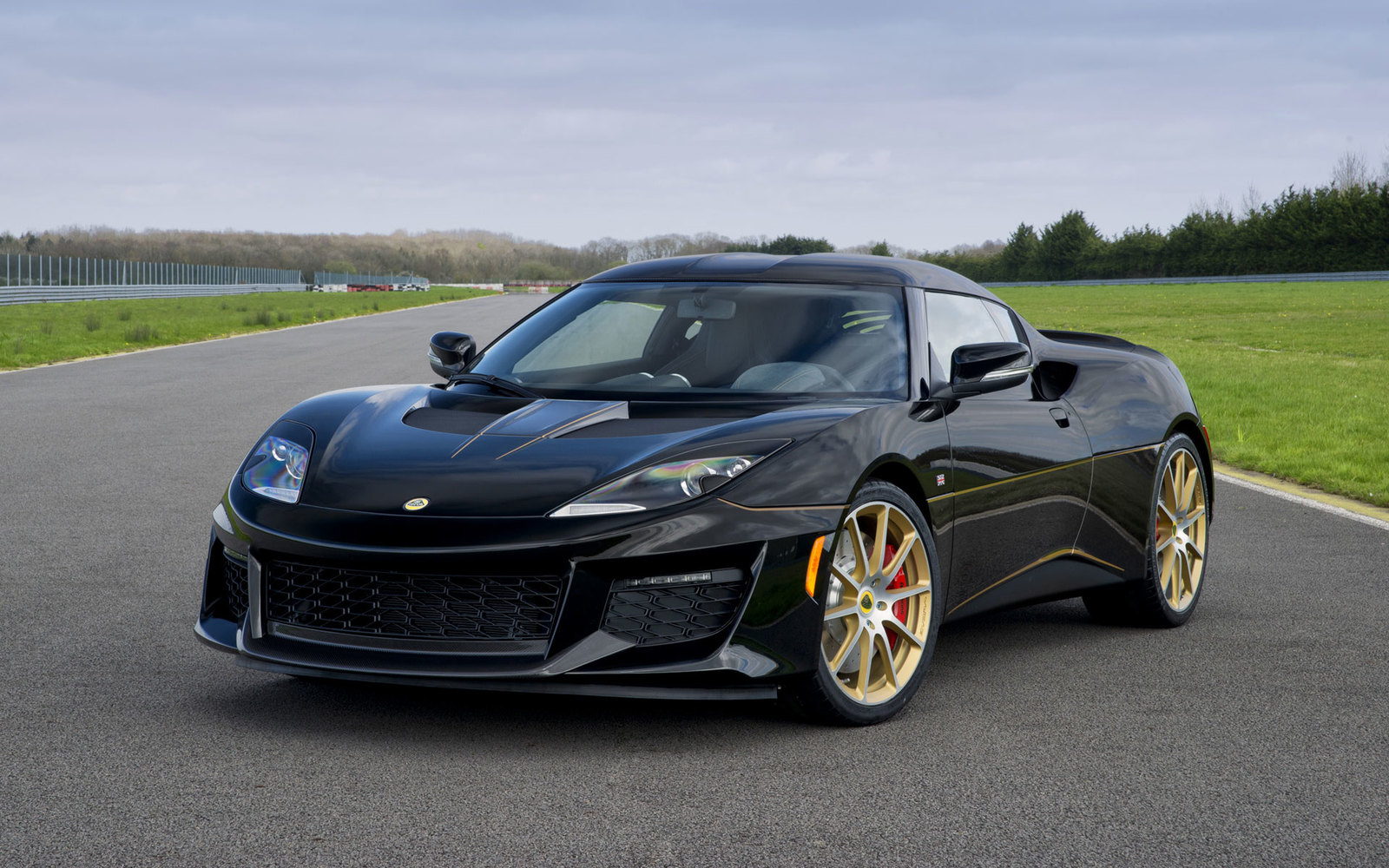 Lotus Evora Sport GP Edition