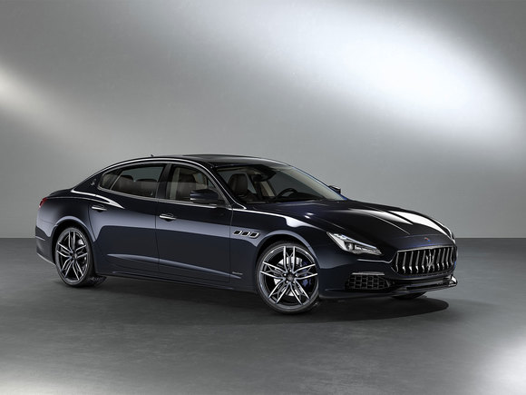Maserati Quattroporte Sonderedition 2019