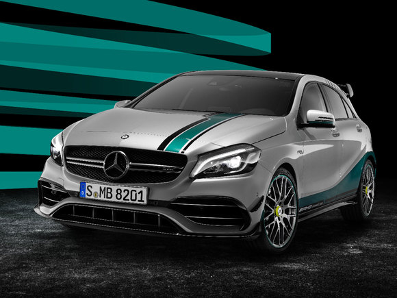 Mercedes A45 AMG Sonderedition F1
