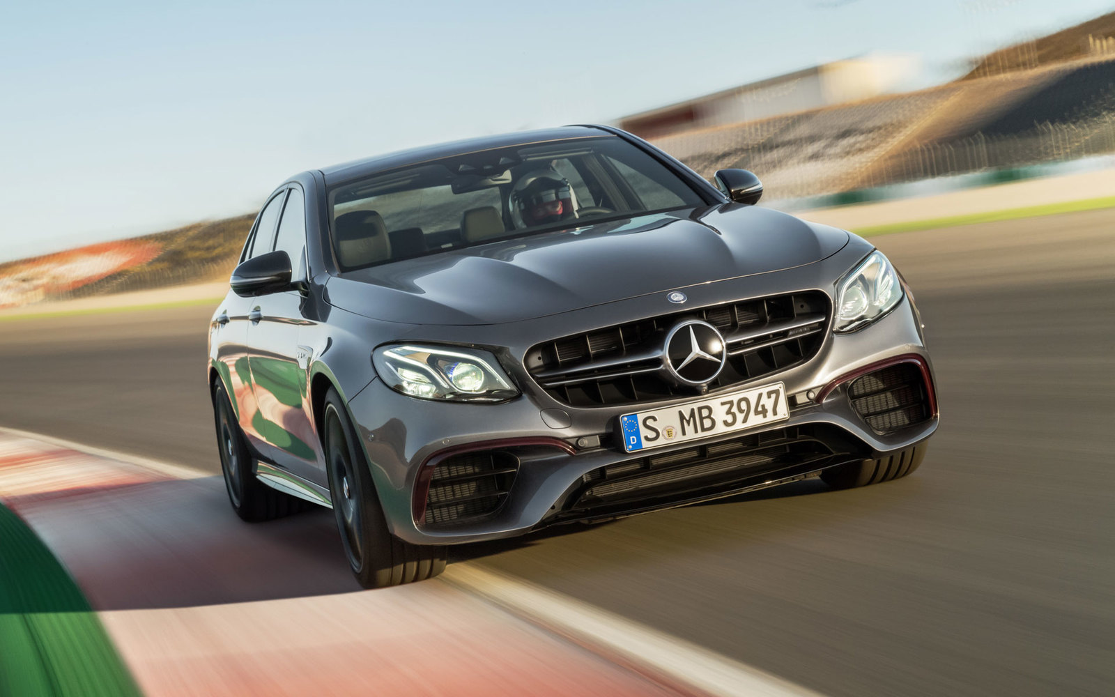 Mercedes-AMG E 63 S 4Matic