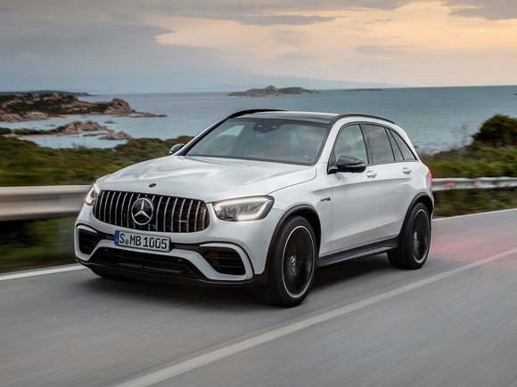 Mercedes-AMG GLC 63 Facelift