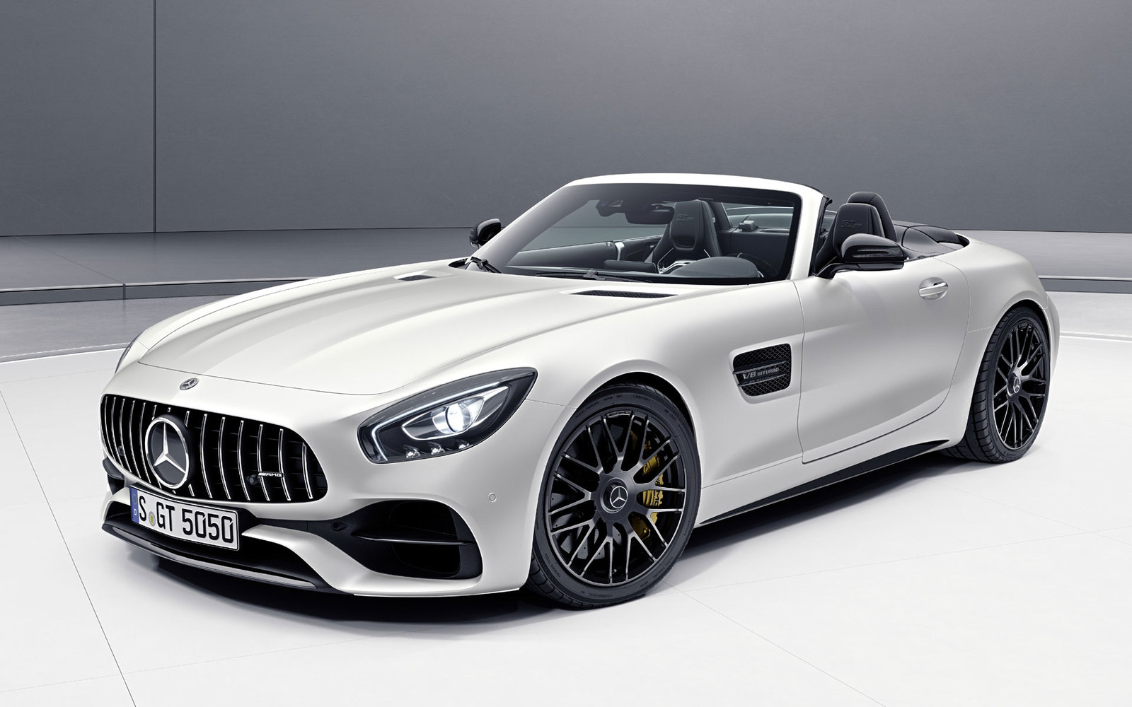 Mercedes AMG GT Spezial Edition 50