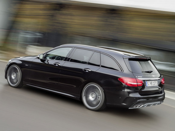 Mercedes C450 AMG 4Matic T-Modell