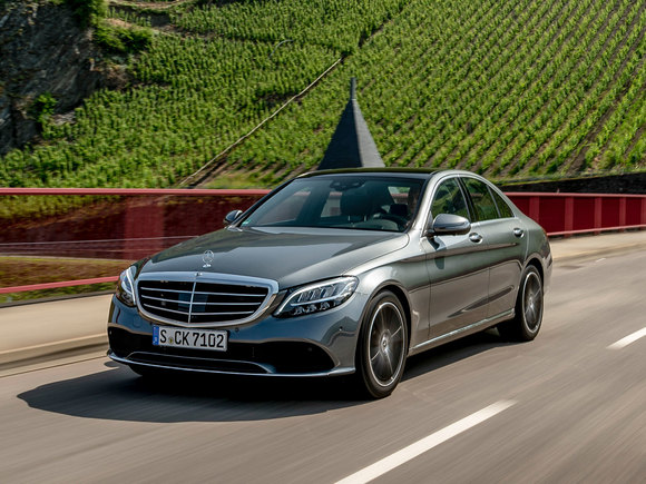 Mercedes E-Klasse Business