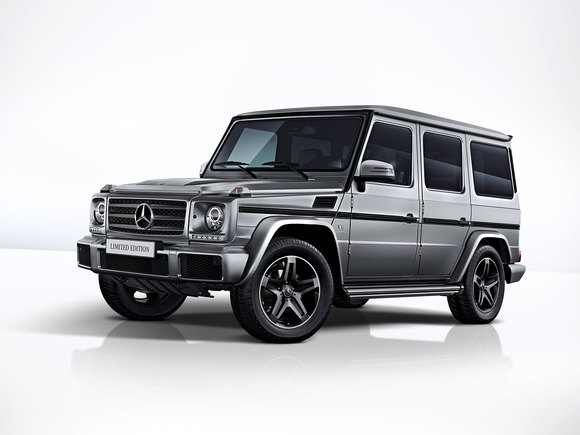 Mercedes G-Klasse Final Edition