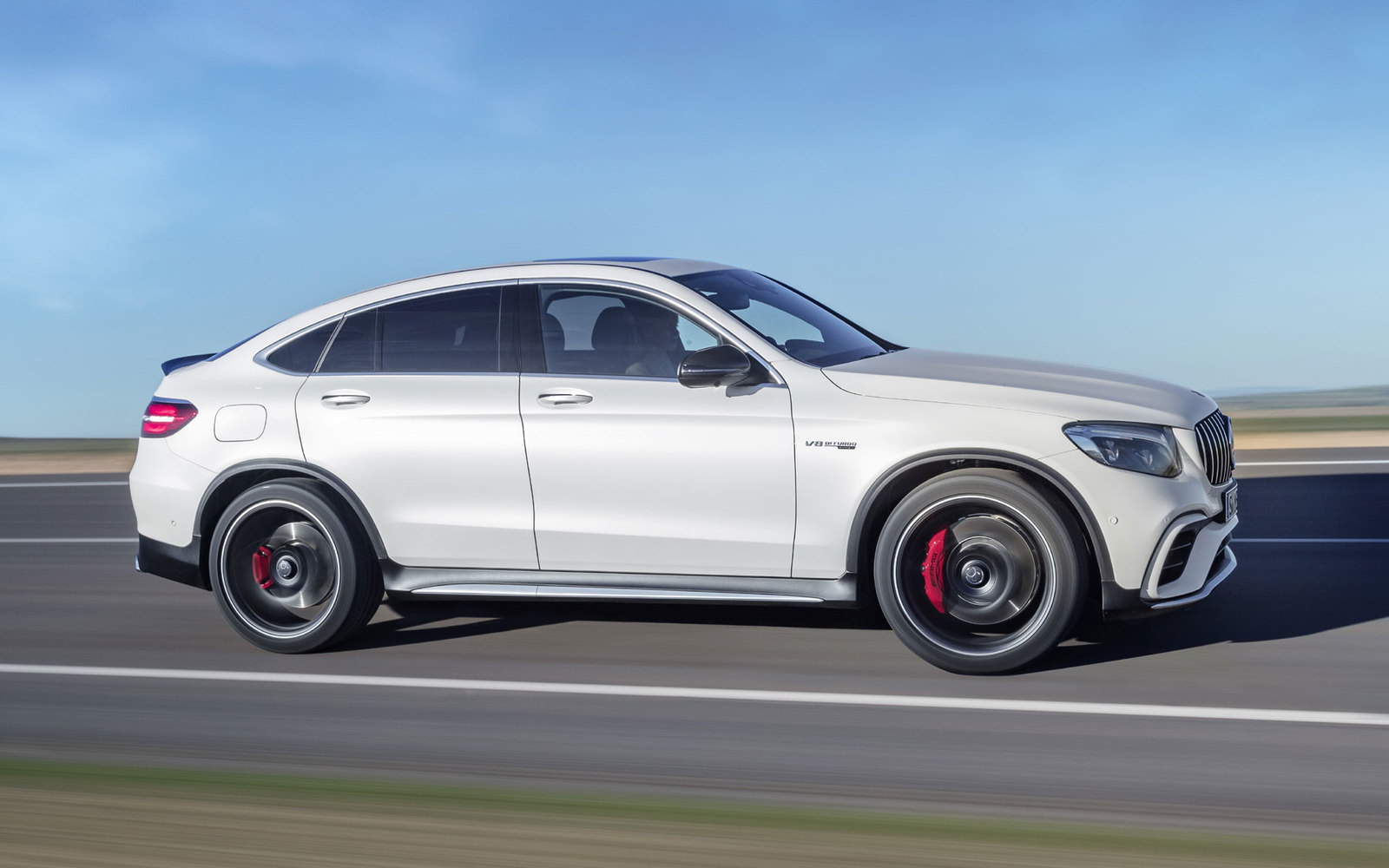 Mercedes GLC AMG 63 Coupé