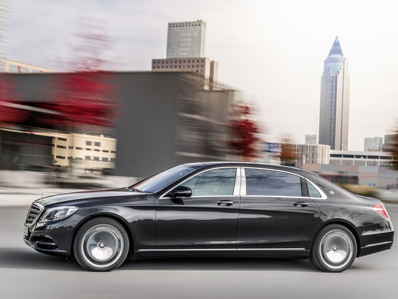 Mercedes S-Klasse Maybach