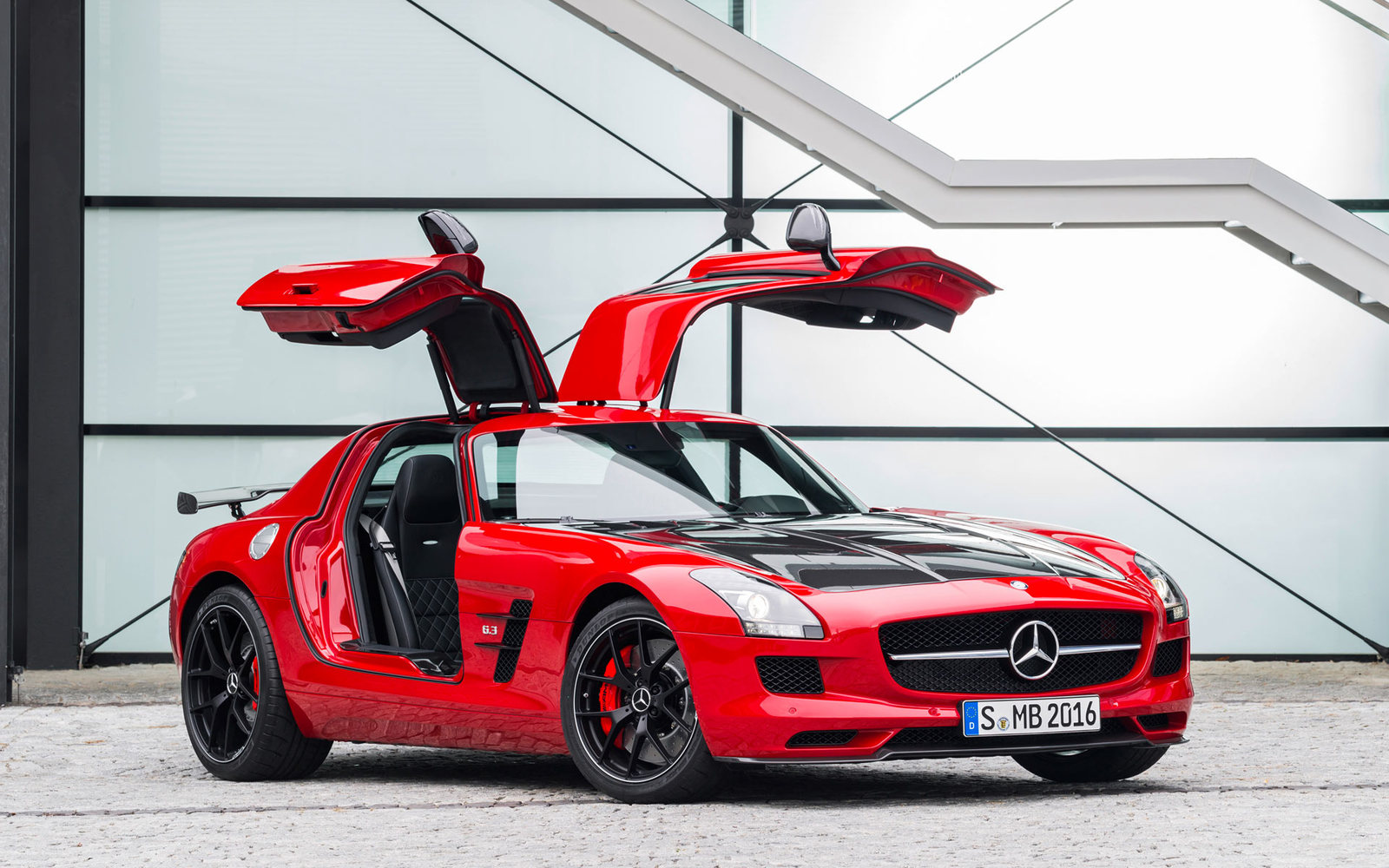 Mercedes SLS AMG GT Final Edition Coupé