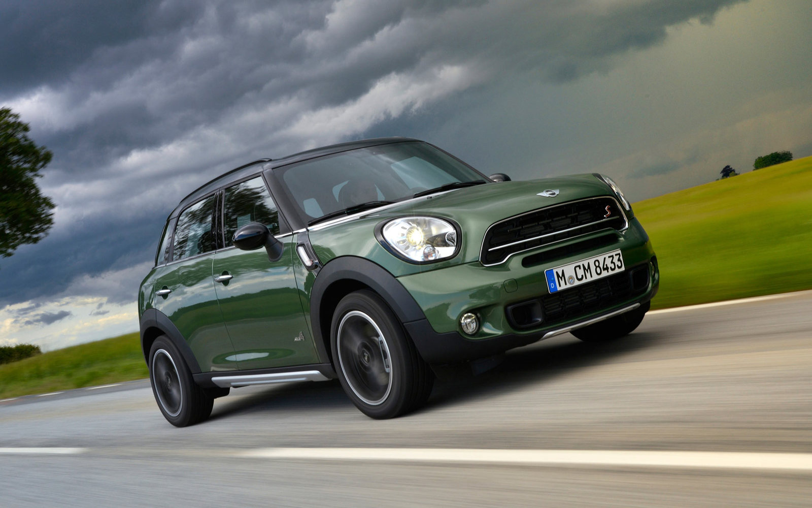 Mini Countryman Facelift
