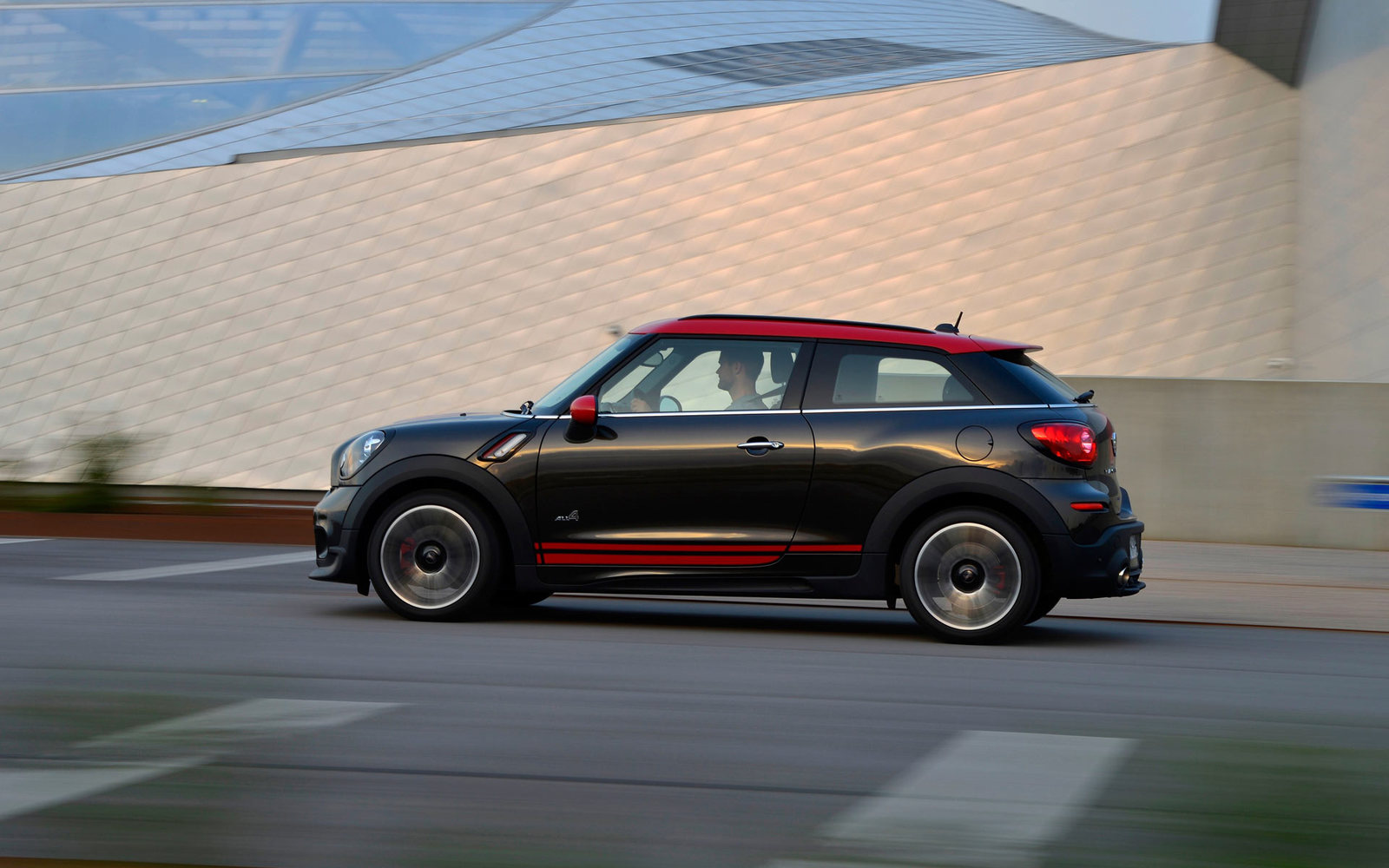 Mini Paceman Facelift
