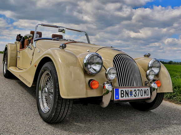 Morgan Plus 4 110 Jahre Edition