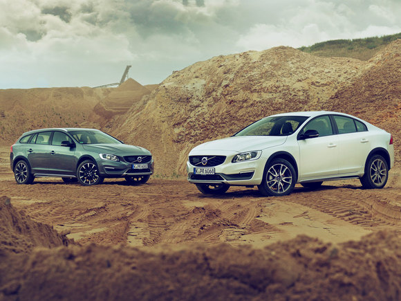 Die neuen Volvo Cross Country Modelle