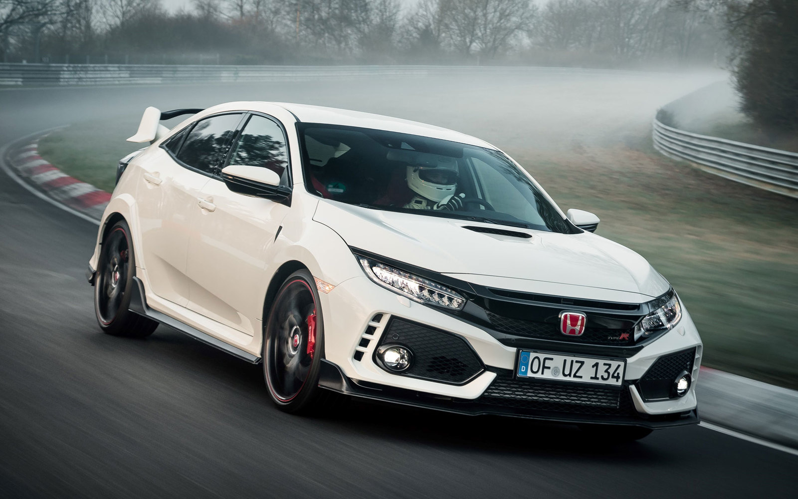 Neuer Honda Civic Type R