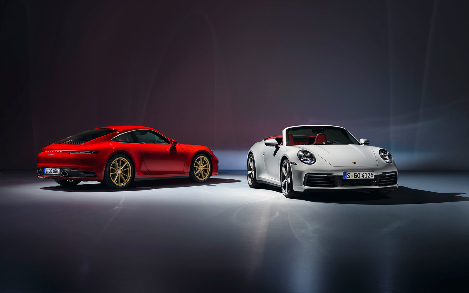 Neue Porsche 911 Basisversion