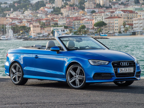 Neues Audi A3 Cabriolet
