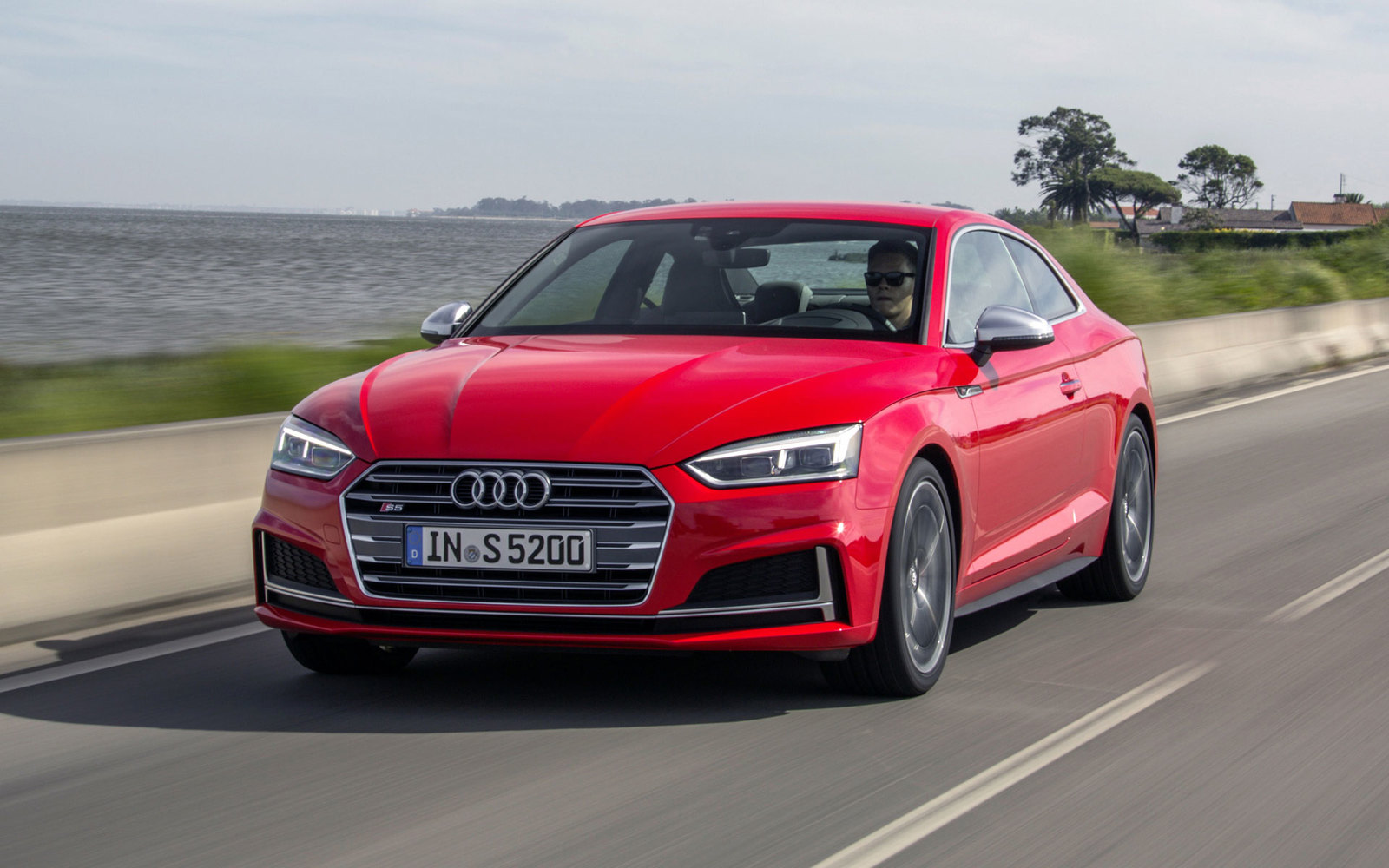 Neues Audi S5 Coupé