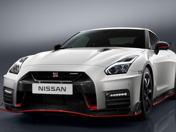 Nissan GT-R Nismo Facelift