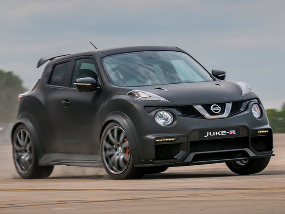 Nissan Juke-R Goodwood