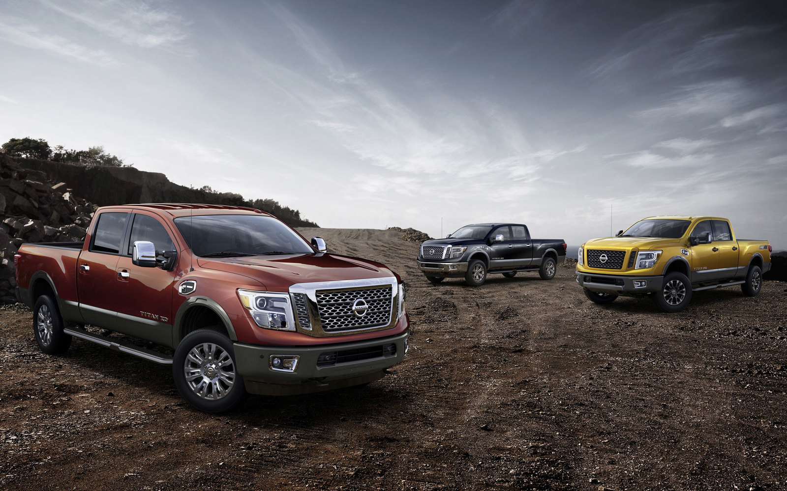 Nissan Titan Pick-up