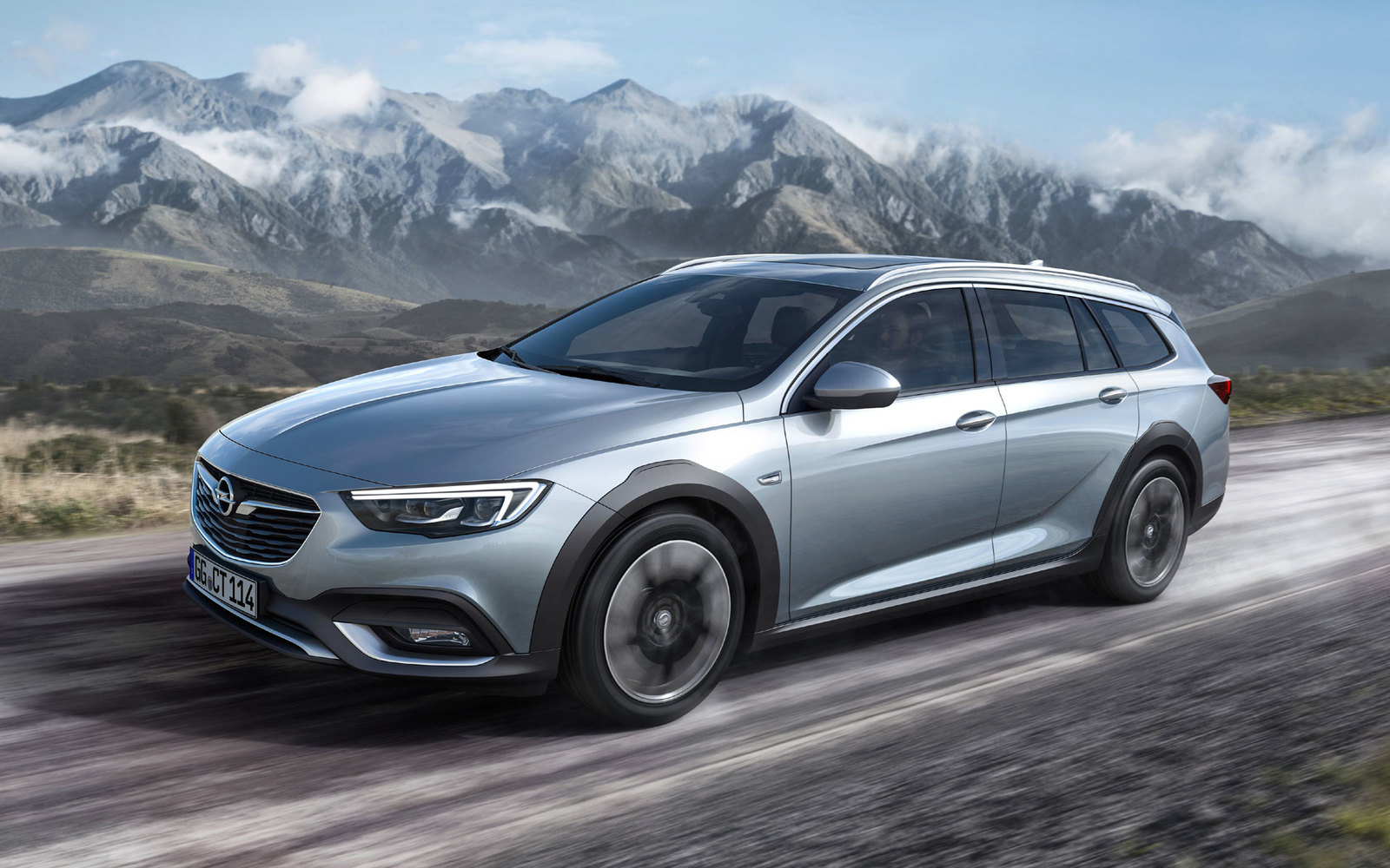 Opel Insignia Country Tourer 2017