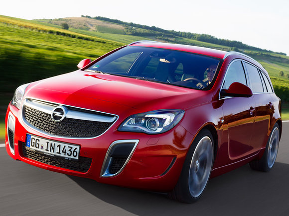Opel Insignia OPC Facelift