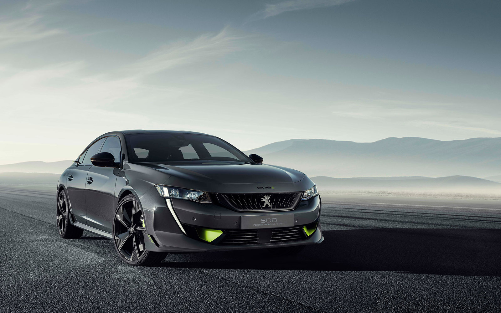 508 Peugeot Sport Engineered Neo-Performance