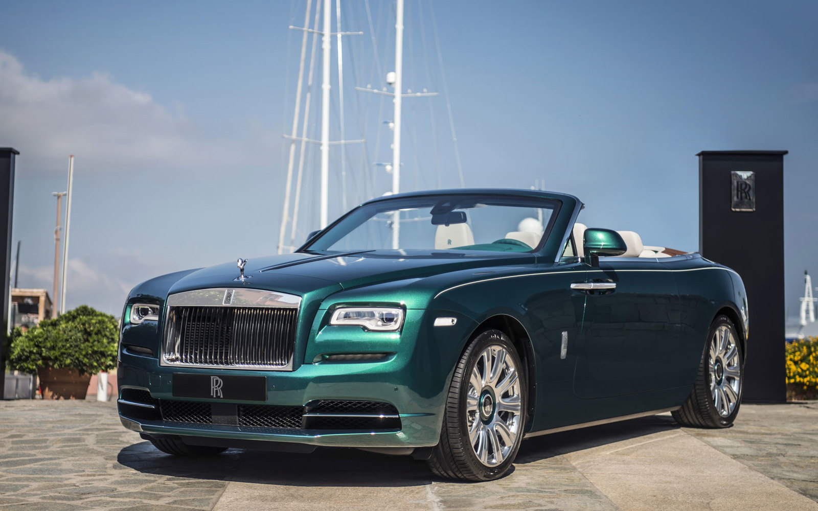 Rolls Royce Dawn Edition Sommer 2016