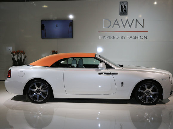 Rolls Royce Dawn Fashion