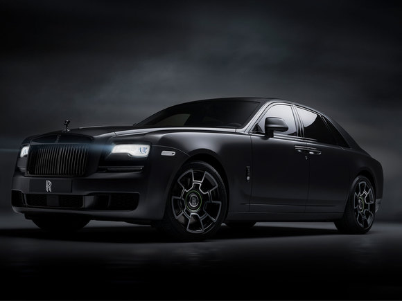 Rolls Royce Ghost Black Badge Edition