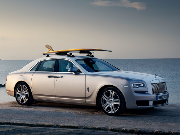 Rolls Royce Ghost Edition