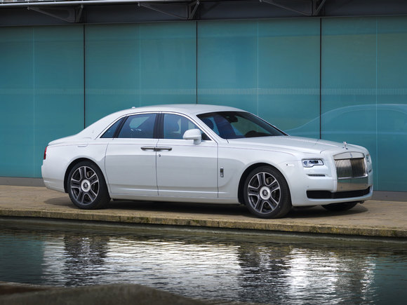 Rolls Royce Ghost Korea Edition