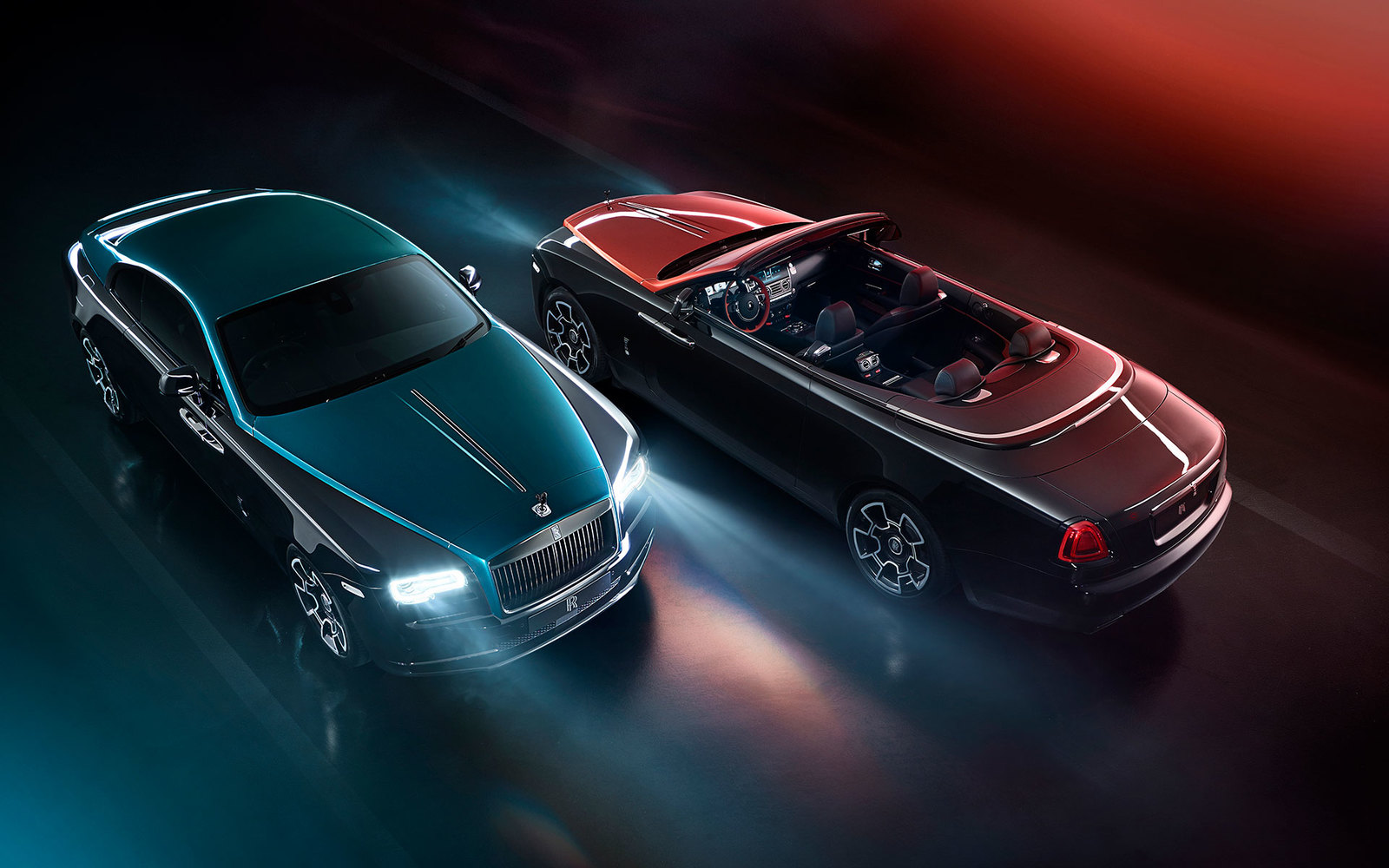 Rolls Royce Luminary Collection
