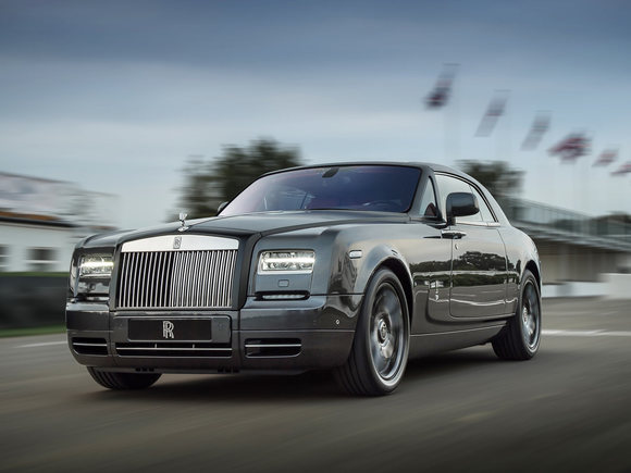 Rolls Royce Phantom Coupe Bespoke Chicane