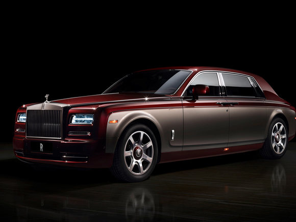 Rolls Royce Phantom Pinnacle Travel