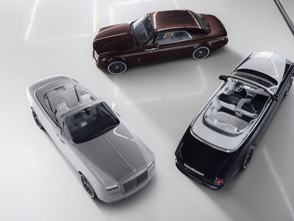 Rolls Royce Phantom Zenith Collection